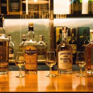 Tir Na No Irsk Whiskeysmagning