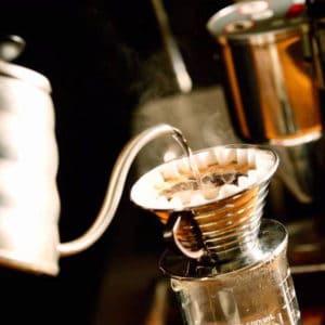 Kaffesmagning hos Kaffeteriet