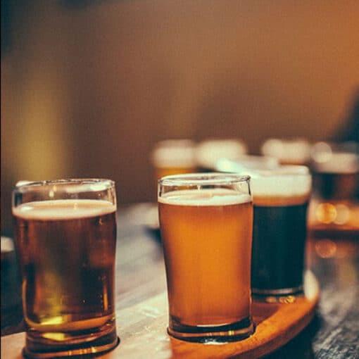 Ølsmagning Highlanders Bar