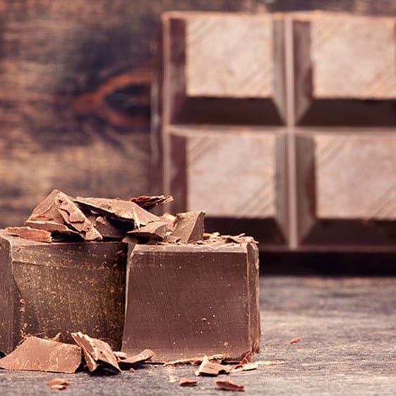 Luksus chokoladesmagning
