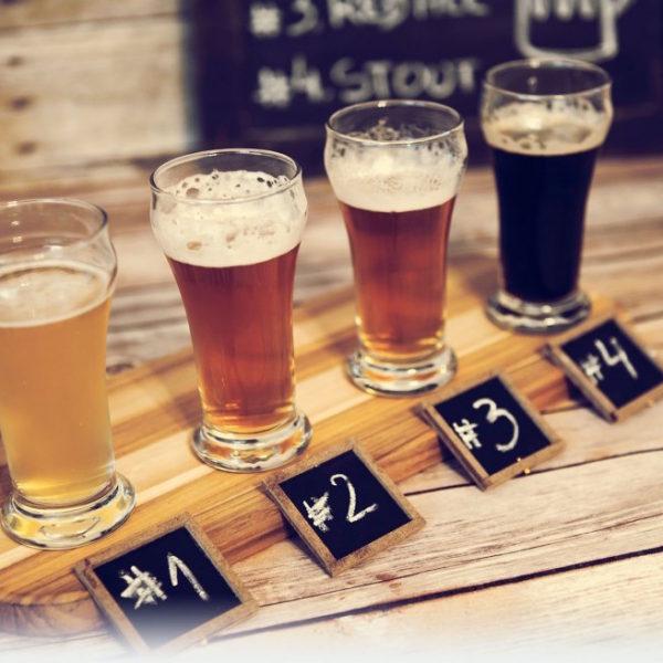 Ølsmagning for 2 i hele landet