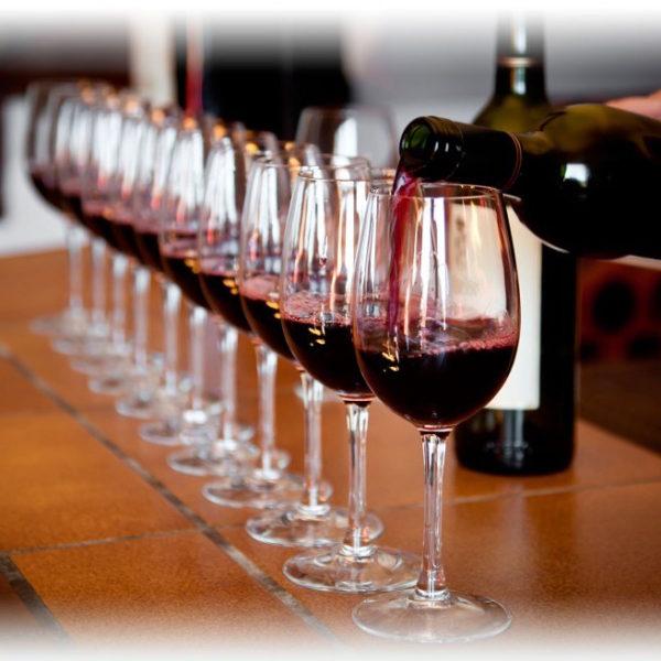 Vinsmagning hos Nimb Vinotek for 2
