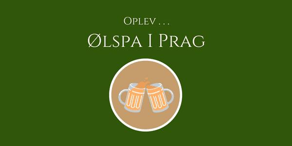 Øl spa i Prag – Alternativ ølsmagning i Tjekkiet