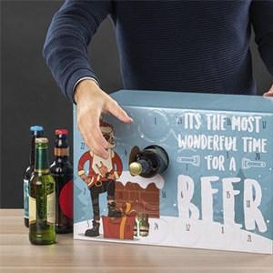 lav din egen øl julekalender
